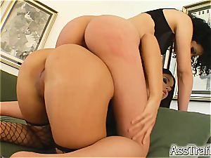 two exotic honeys analized