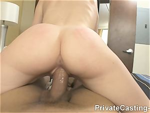 intimate Casting-X - This kitty never says NO