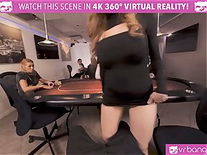 VRBangers.com-Busty stunner is penetrating rigid in this agent