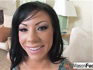 Mason has her eyes set on a massive manmeat