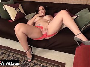 USAwives gorgeous Mature chicks Solos Compilation