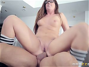 Maddy OReilly penetrated hard by Johnnys firm penis