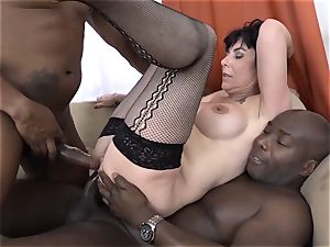cheating instructing Wathcing wife have very first multiracial