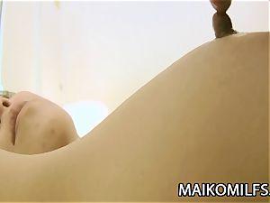 Kumiko Katsura - Mature JAV coochie Plugged And Creampied