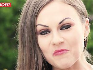 british stunner Tina Kay Gets subordinated
