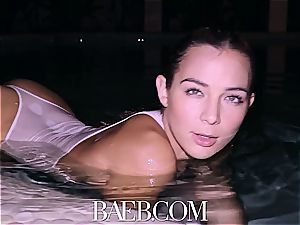 BAEB brunette babe Blair Williams intercourse texting for weenie