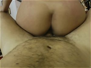 Russian cutie Michelle getting torn up by Rocco