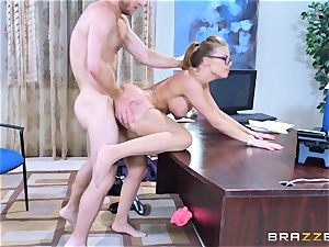 Britney Amber getting her cunny rammed