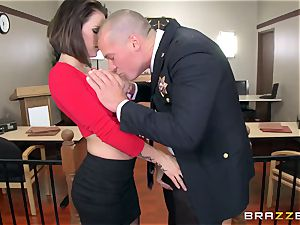 offender big-titted wifey has messy orgy with the prosecutor in the courtroom
