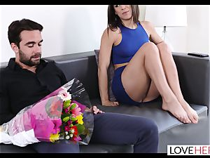 scorching sole lovemaking With My Sisters cuckold beau