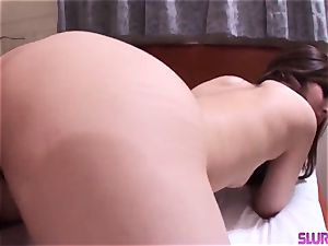 Nan Oshikiri great gonzo adult pornography on webcam