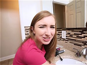 pov stepsis pummel with Gracie May Green