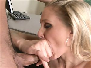 Julia Ann is a xxx mummy who wants to put her vagina on a firm fuck-stick