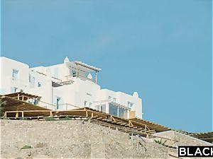 BLACKED bbc craving crimson Head Gets predominated On Vacation