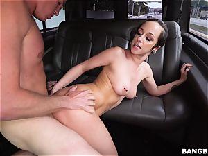 Jada Stevens humped on the Bangbus